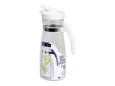 Bình nước Jug-1.7L- Màu trắng