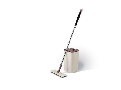 Bộ Cây Lau Nhà Thương Hiệu Lock&Lock Squeeze Flat Mop