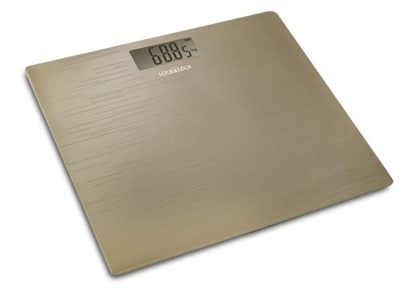 Cân sức khỏe điện tử Lock&Lock dùng trong gia đình - pin sạc - 180kg