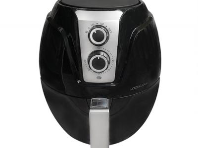 Nồi chiên không dầu Lock&Lock Manual Eco Fryer 3.2L-EJF161BLK - Màu đen