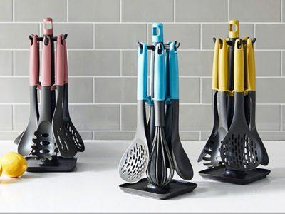 Bộ dụng cụ nhà bếp 7P bằng nhựa hiệu Lock&Lock - LLT024