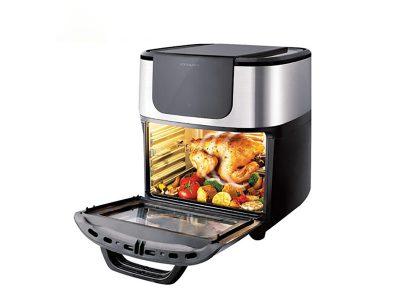 Lò nướng không khí Lock&Lock Air Oven 10L- màu đen - EJF691