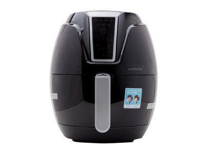 Nồi chiên không dầu Lock&Lock Digital Eco Fryer 3.2L-EJF361BLK màu đen