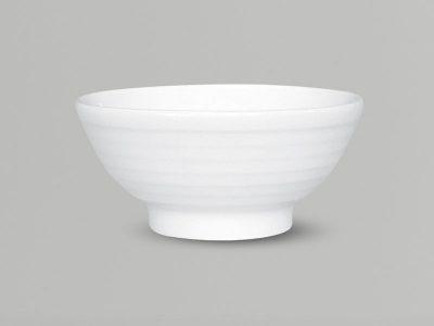 Chén cơm 4.5 - A45417 sứ CK (trắng - in logo theo yêu cầu