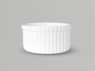 Dĩa Nướng Bánh 7.5cm - W39 sứ CK